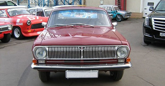 «Волга» 1973-го продается вweb-сети за3,7 млн руб.