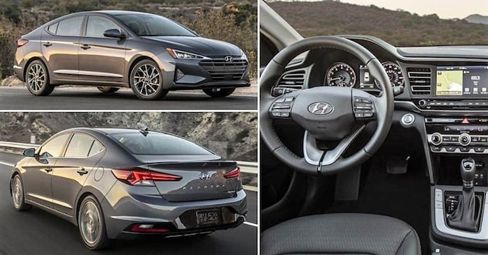 2019 New Hyundai Elantra