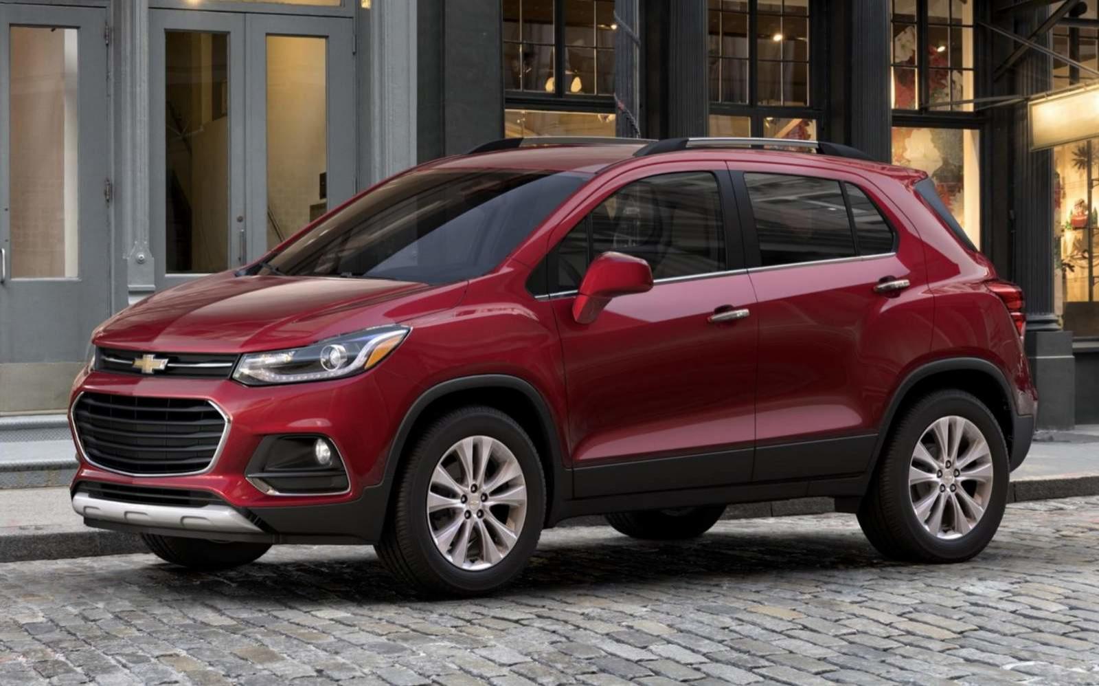 Startovali prodazhi novogo Chevrolet Tracker