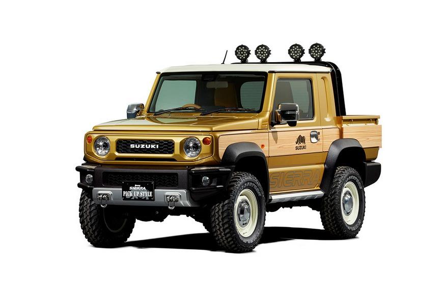 Suzuki Jimny vyihodit v novom pokolenii