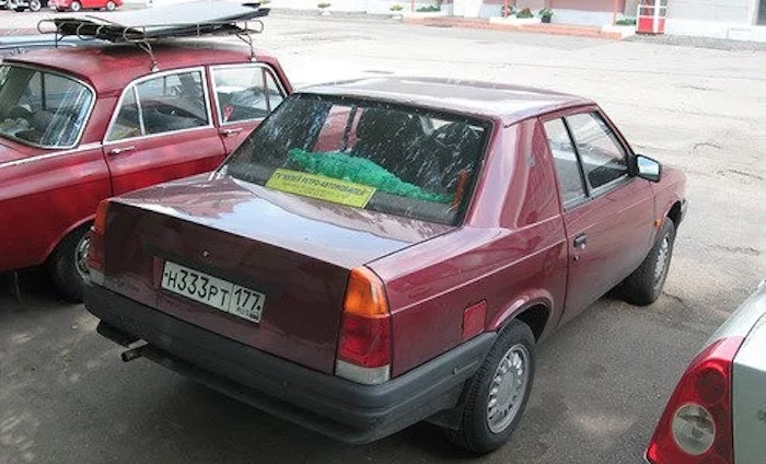 moskvich due`t 2 kupe