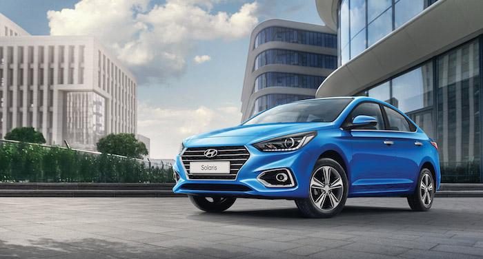 В России подорожали все автомобили Hyundai