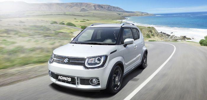 2018 Suzuki Ignis 5