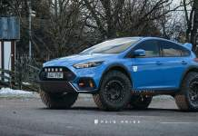 ford focus rs 4x4