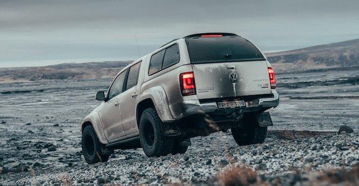 VW Amarok подготовили для экспедиции вАрктику