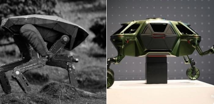 robot pes Hyundai