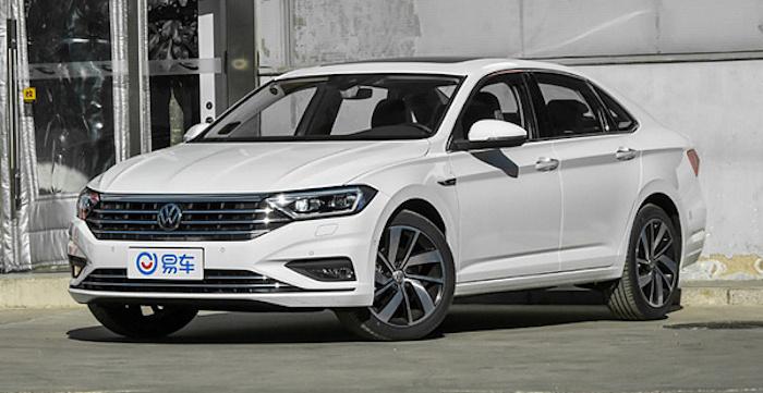 Volkswagen Sagitar 2019