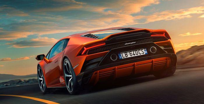 Названа цена Lamborghini Huracan для России