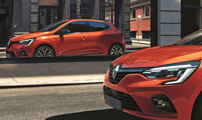 Opublikovan Render Universala Renault Clio Grandtour 2020 Daily