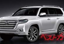 toyota land cruiser 300 2020