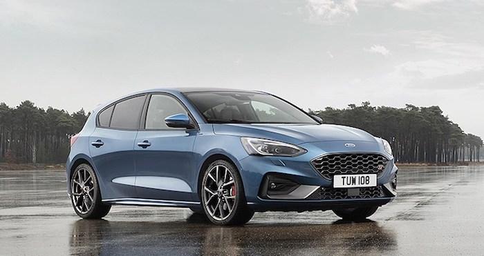 Форд представила самый мощнейший FocusST
