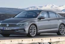 Volkswagen Passat fl5