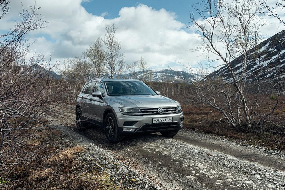 Volkswagen Tiguan получил новую версию