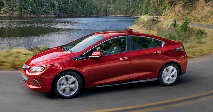 GM прекратит выпуск модели Chevrolet Volt
