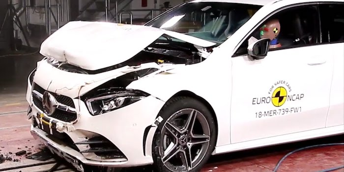 Составлен рейтинг самых безопасных автомобилей