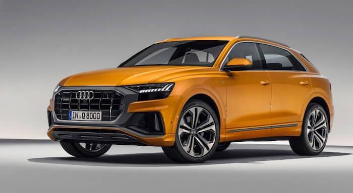 2020 Audi Q8 Diesel Concept 1
