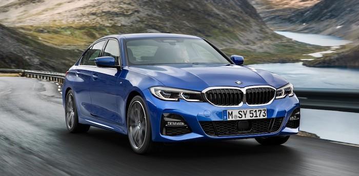 BMW 3 Series 2019 price Rus 2