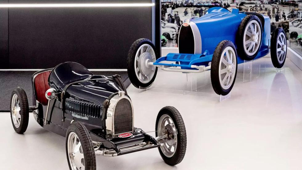 Bugatti vypustila elektromobil za 30 tysyach evro1