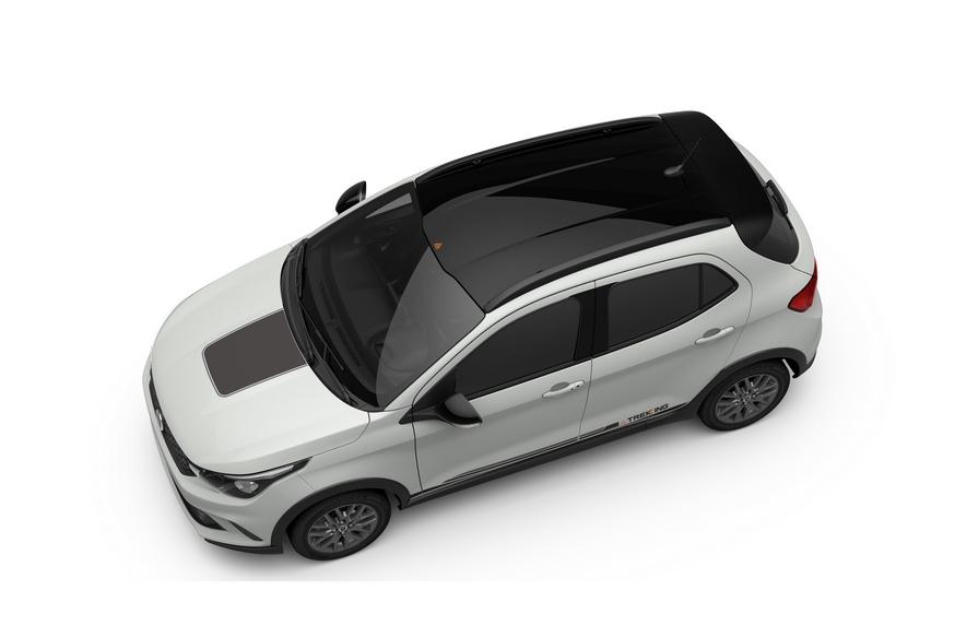 Fiat Argo получит новую комплектацию