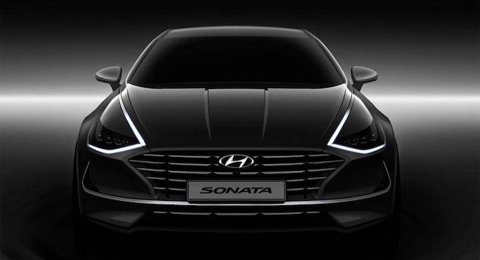 Hyundai Sonata 2020 4 min