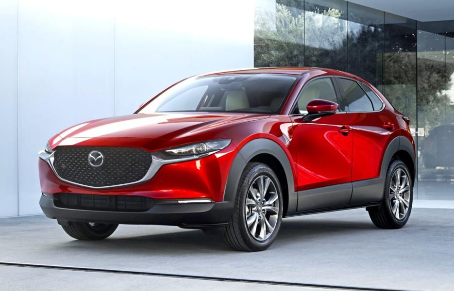 Кроссовер Mazda CX-30 может не добраться до России