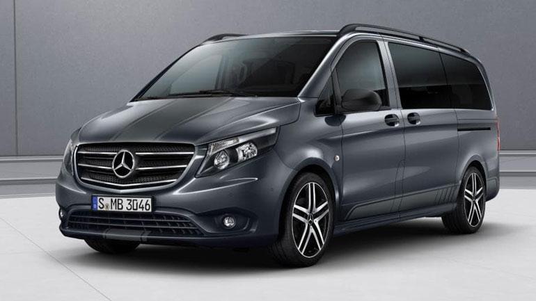 Mercedes Benz Vito Life nachali prodavat v Rossii