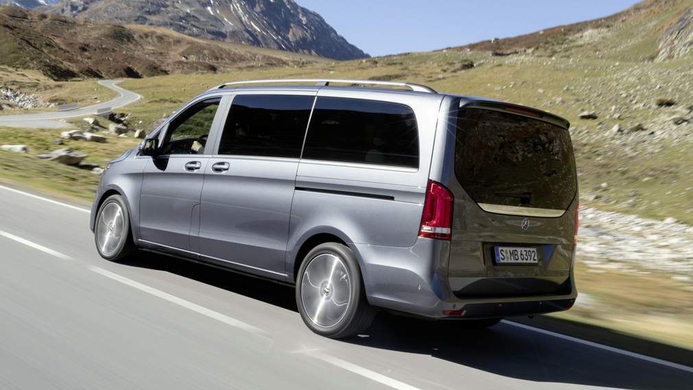 Mercedes Benz Vito Life nachali prodavat v Rossii1