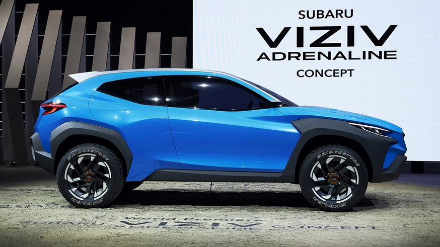 Subaru Viziv Adrenaline poluchil novyj firmennyj stil 1