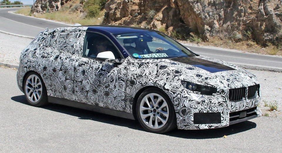 Poyavilas novaya informatsiya pro BMW 1 Series1