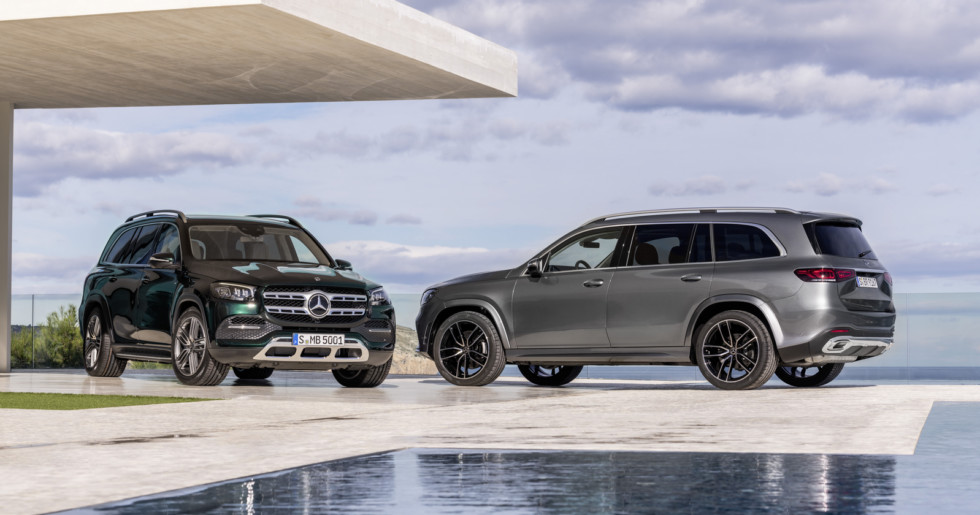 Mercedes представил «маленький Gelandewagen»