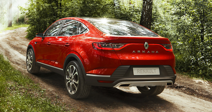 Renault Arkana3