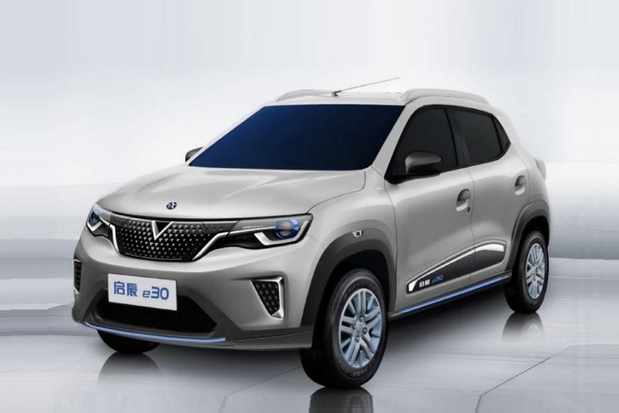Renault Kwid perevoplotilsya v novuyu model sovmestnoj marki Nissan i Dongfeng