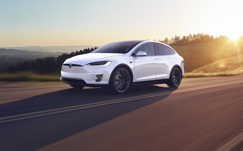 Tesla Model X proshla ispytaniya na bezdorozhe