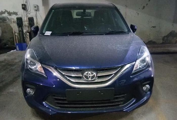 Toyota Glanza Leaked