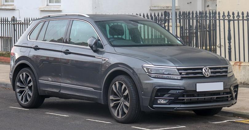 Volkswagen Tiguan R gotovitsya k vypusku