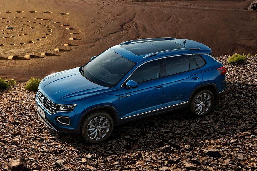 Volkswagen gotovitsya predstavit srazu 5 novinok