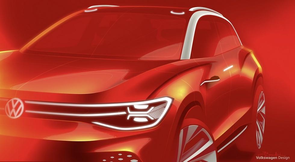 Volkswagen gotovitsya predstavit srazu 5 novinok1