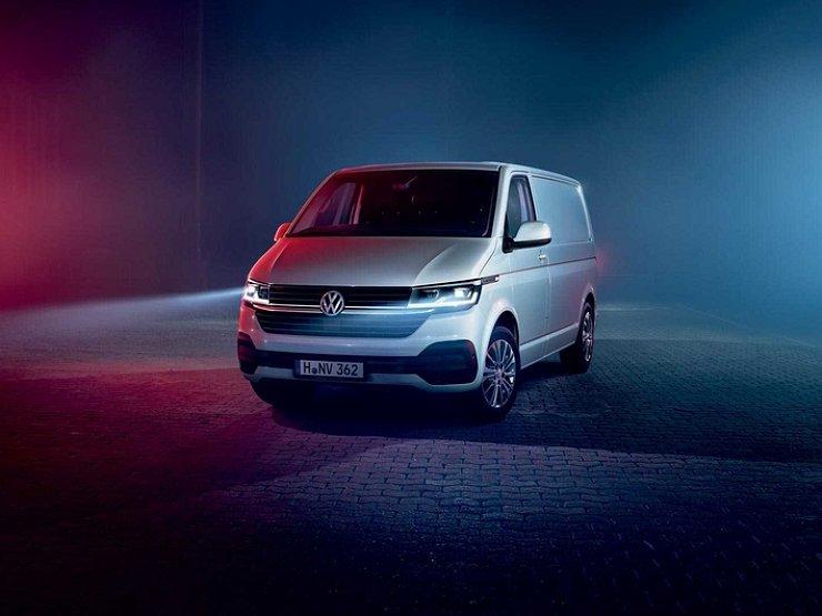 Volkswagen predstavil obnovlennyj Transporter