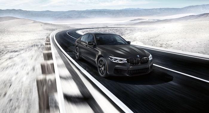 BMW M5 35An 1 min