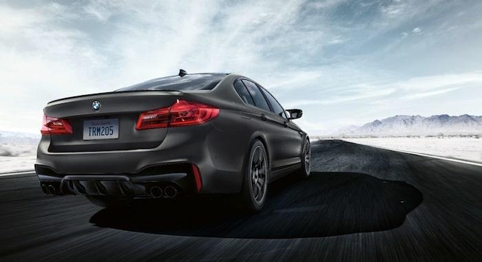 BMW M5 35An 2 min