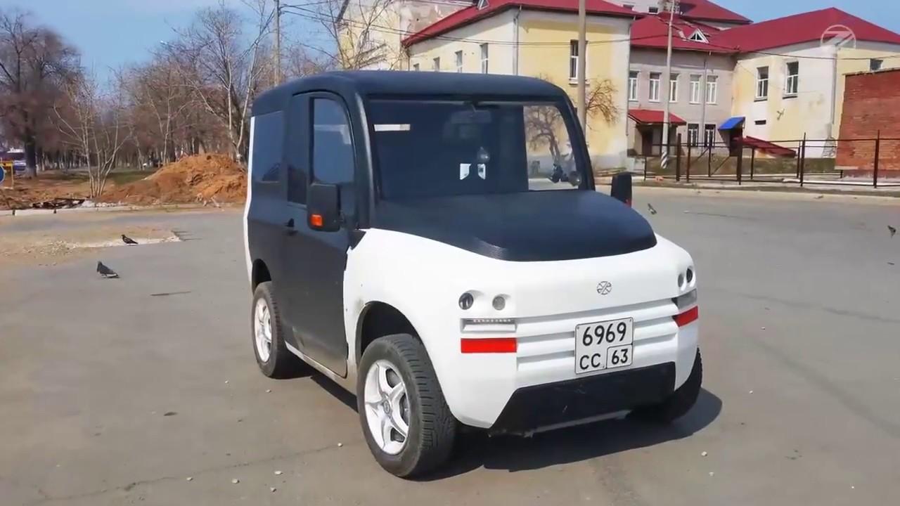 Elektromobili ZETTA ozhivyat rossijskij rynok