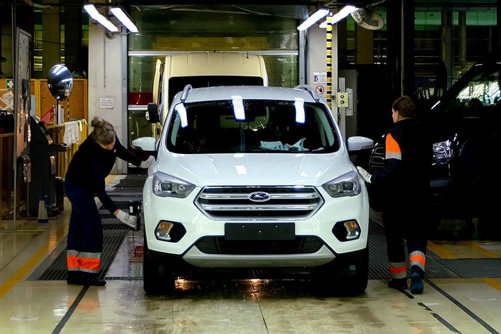 Ford obyavil akcziyu na krossover Kuga1