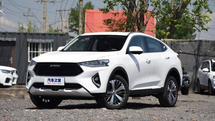 Haval F7x Extreme Sports Edition