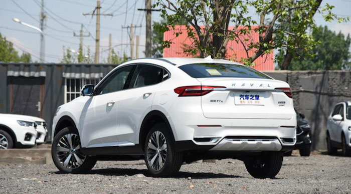 Haval F7x Extreme Sports Edition1