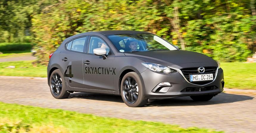 Mazda 3 s motorom SkyActiv X mozhet sushhestvenno podorozhat