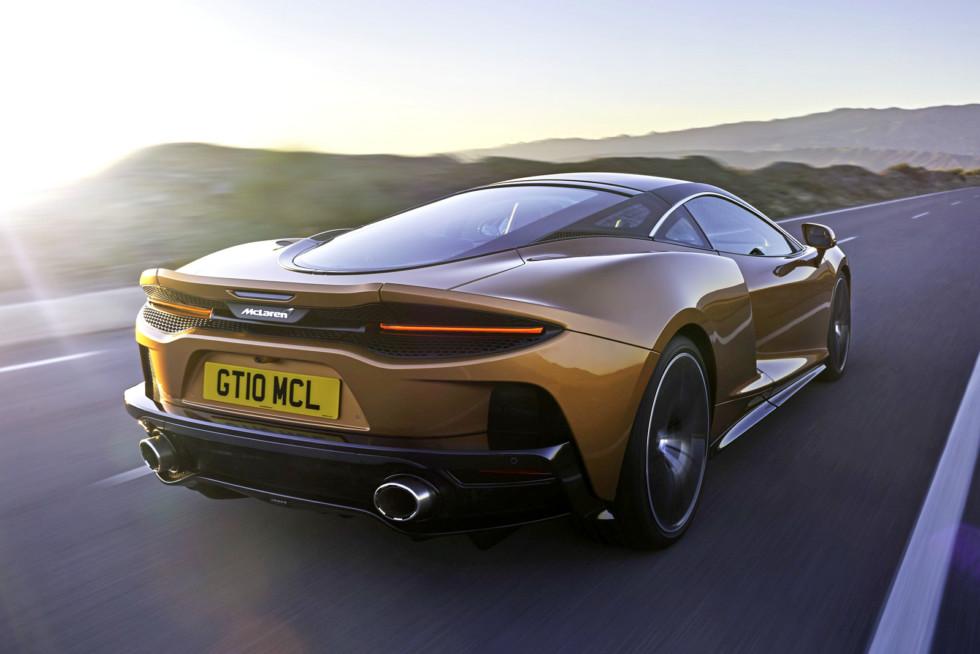 McLaren GT otlichnyj sportkar na kazhdyj den 1