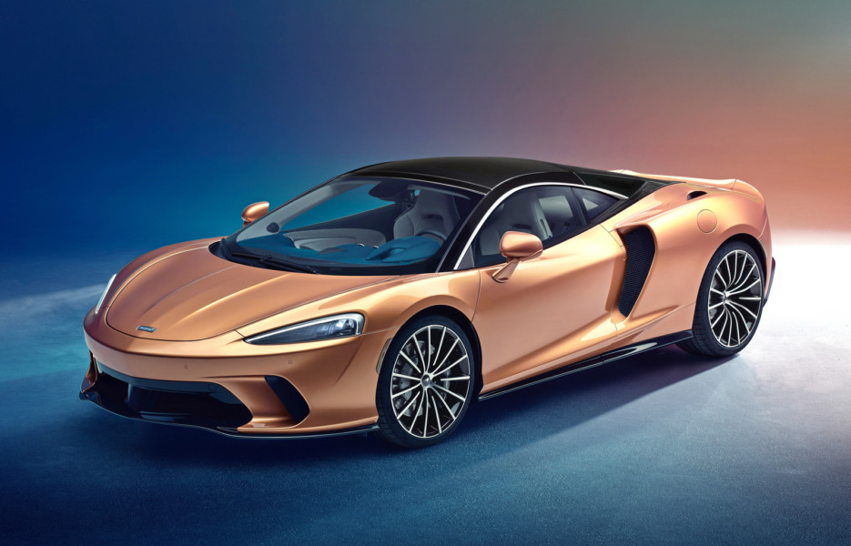 McLaren GT otlichnyj sportkar na kazhdyj den
