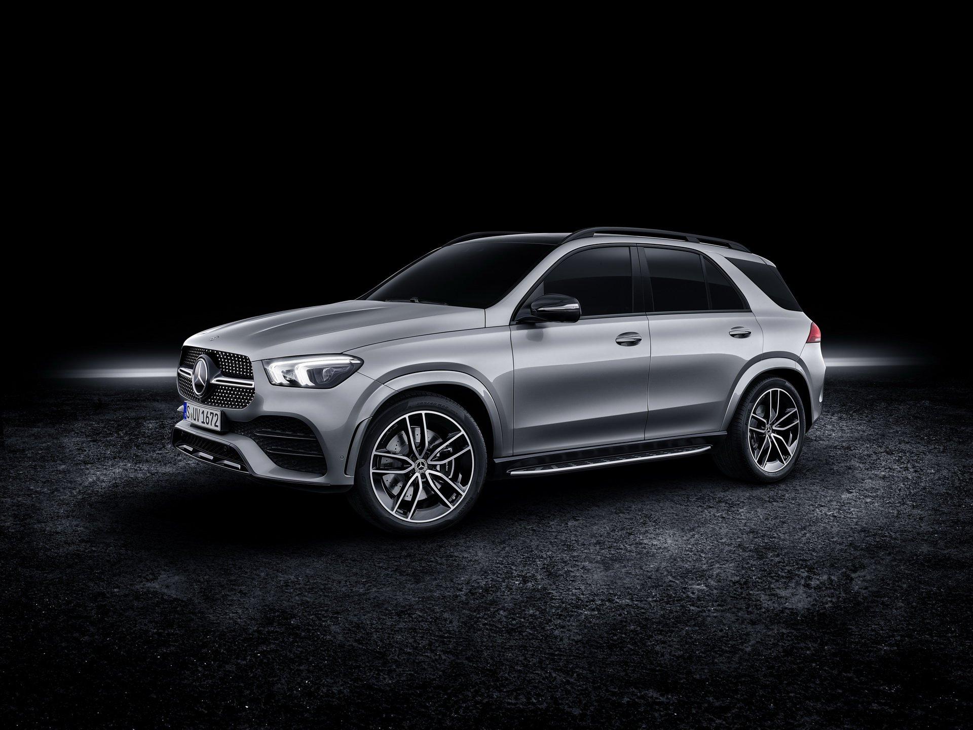 Mercedes vypustil samuyu moshhnuyu versiyu GLE
