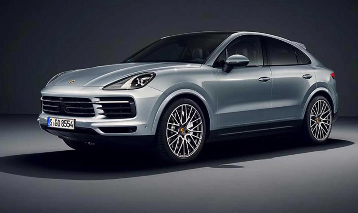 Porsche uzhe prinimaet zakazy na novyj Cayenne S Coupe