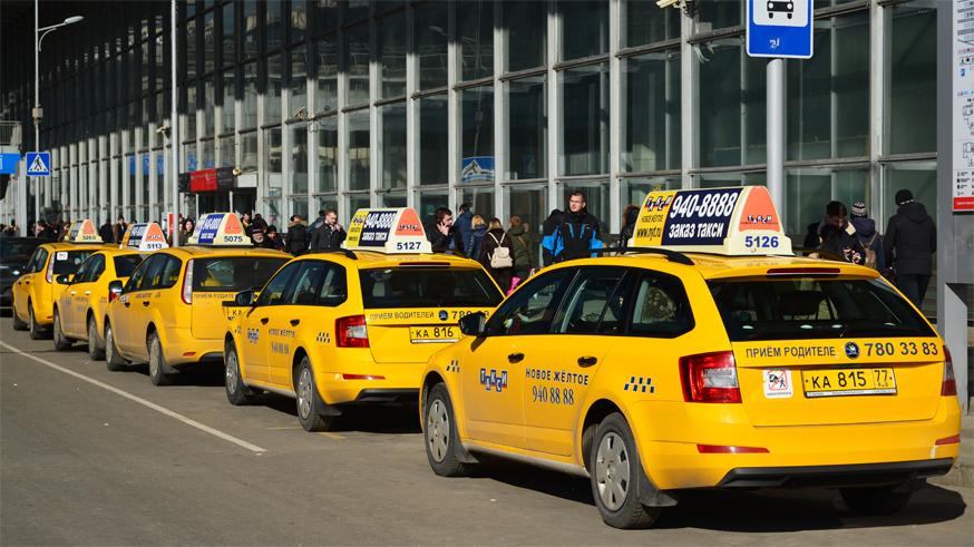 Taksisty ne smogut rabotat na staryh avto